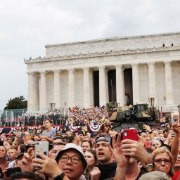President Donald Trump's controversial July 4th 'Salute to America' cost $1.2 million, according to The Pentagon.